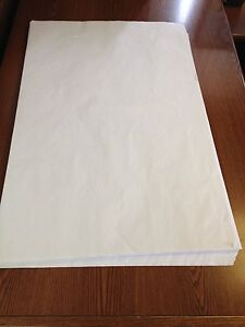 White Tissue Paper 480 Sheets Free Shipping