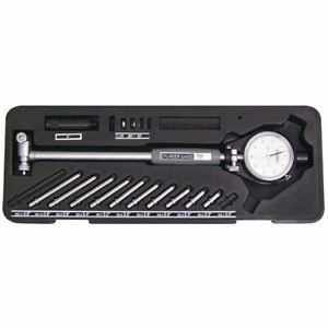 Fowler 52 646 300 2 6 Dial Bore Gage Set W 11 Anvils