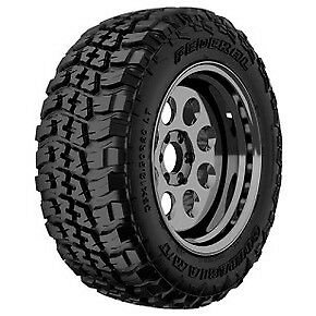 Federal Couragia M T Lt285 75r16 D 8pr Wl 4 Tires