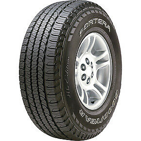 Goodyear Fortera H l P245 65r17 105s Bsw 4 Tires