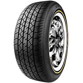 Vogue Custom Built Radial Wide Trac Touring Tyre Ii P225 60r16 98h W G 2 Tires