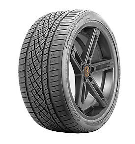 Continental Extremecontact Dws06 225 50r16 92w Bsw 4 Tires