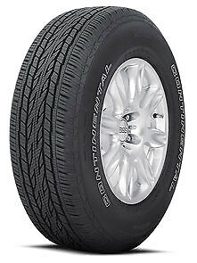 Continental Crosscontact Lx20 Ecoplus 265 50r20 107t Bsw 4 Tires