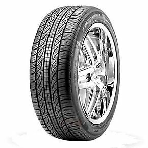 Pirelli P Zero Nero All Season P235 50r18 97w Bsw 4 Tires