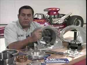 Building The Hp Racing Chevy Powerglide Transmission Dvd Detailed Step By Step