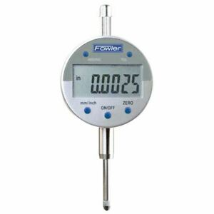 Fowler 54 520 250 Indi xblue Electronic Indicator Measuring Range 0 1 0 25mm