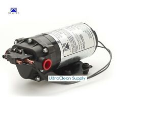 230 Volt Aquatec 120 Psi Carpet Cleaning Extractor Pump Mytee Sandia Edic