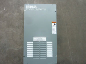 Kohler Rxt Series 100 amp Automatic Transfer Switch 100 Amp 100a