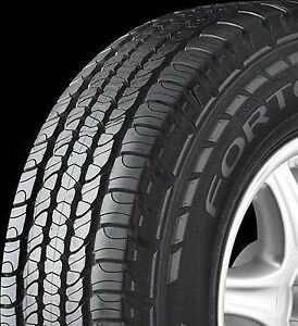 P265 50r20 Goodyear Fortera Hl Bw New Tires