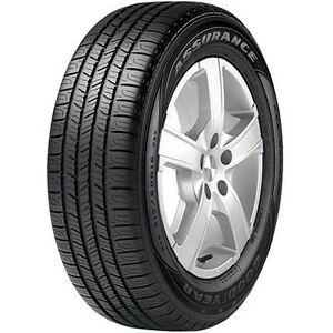 P215 60r17 Goodyear Assurance All Season set Of 4