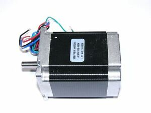 Stepper Motor 267 Oz in Nema23 200 Steps rev
