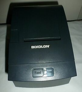 Samsung Bixolon Srp 150g Pos Thermal Mini Receipt Printer Serial Port