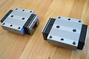 New Rexroth R185942100 Size45 Linear Roller Rail Bearing Runner Blocks Thk Cnc
