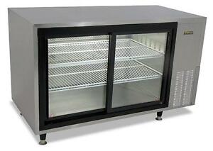 Silver King 48 Refrigerated Display Case New Skdc48