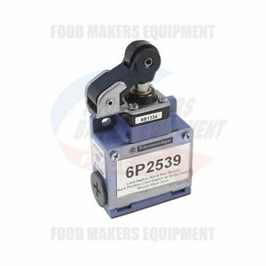 Revent Rack Oven Limit Switch With Roller Head