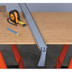50 Durable Clamp And Cut Edge Guide Woodworking Clamp Saw Cutting Guide