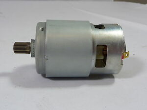 Bosch 3607031579 Dc Motor For Impact Driver wrench 12v New