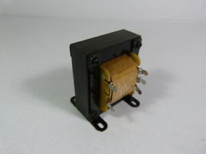 Stancor P 5016 Primary Filament Transformer Pri 117v Insul 2500v Used
