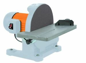 12 Direct Drive Bench Top Disc Sander