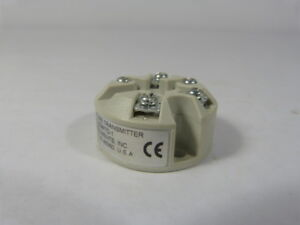 Dwyer 659rtd 1 Series 659 Push button Temperature Transmitter Used