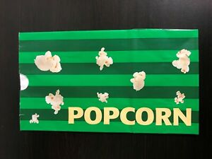 Popcorn Butter Bags 130 Oz 100