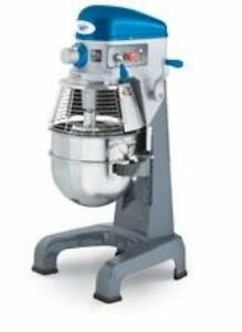 Vollrath 30 Quart Mixer With Guard New 40758