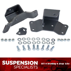 1988 1998 Chevy Chevrolet Silverado 2 Drop Hangers Lowering Kit
