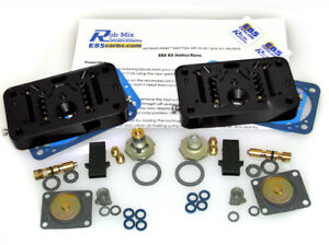 4150 E85 Conversion Kit Holley 650 700 750 800 850 950 1050 Black Do It Yourself