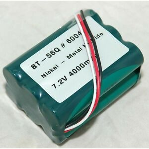 Cell Pack Refill Battery For Topcon Bt 56q Survey Instrument