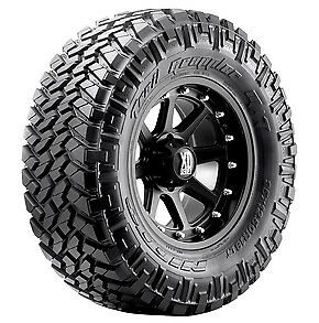 Nitto Trail Grappler M T 33x12 50r15 C 6pr Bsw 4 Tires