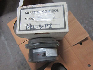 Mercoid Gas differential Pressure Switch Prl 3 p2