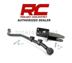 1984 2001 Jeep Xj Cherokee 4wd 4 6 5 Forged Front Adjustable Track Bar 1042