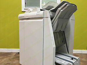 Xerox Light Production C Finisher Booklet Maker Stapler Hole Punch Tkx