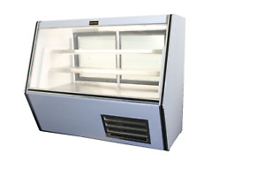 Cooltech Refrigerated High Deli Meat Display Case 60