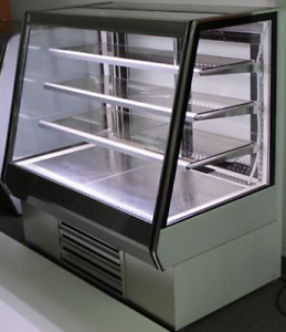 New Refrigerated Bakery pastry Display Case 48