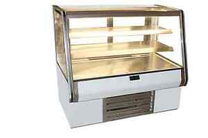 Cooltech Commercial Refrigerator Counter Bakery Pastry Display Case 48
