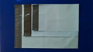 100 25 Poly Mailers Bags 12x15 100 6x9 25 Mailing Shipping Envelopes