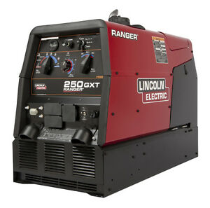Lincoln Ranger 250 Gxt Welder K2382 4 With Efp