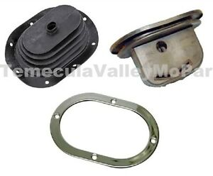Inland Shifter Boot Trim Ring For 1966 1969 Mopar A body