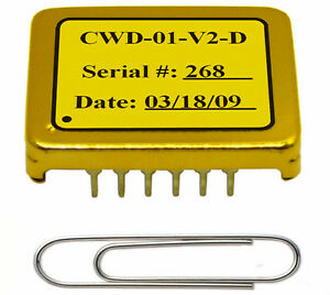 Analog Laser Diode Driver High Efficiency Constant Current Cwd 01 v2 d