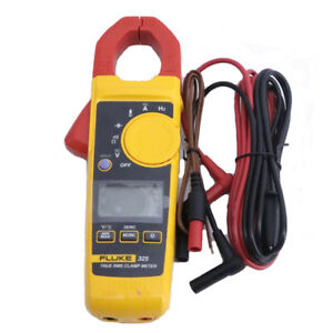 Fluke 325 F235 True rms Clamp Meter Ac dc Current Tester