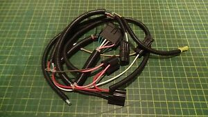 Genuine Wacker Neuson Parts 0112156 Engine Wiring Harness Assembly Nib N o s