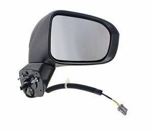 Tyc Right Side Mirror Assy For Honda Civic Power Non Heated 2014 2015 Models