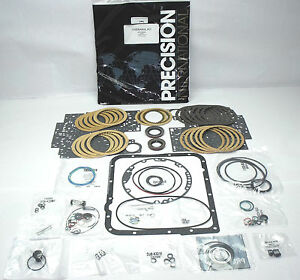 Gm 4l60e Banner Rebuild Kit W Raybestos High Energy 3 4 Clutch Pack 1993 2003