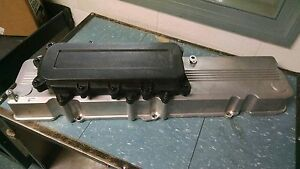 Cummins C And L Series Valve Cover With Breather Broken Connection