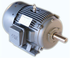 On Sale Cast Iron Ac Motor 100hp 1800rpm 405t 3phase Tefc 1yr Warranty