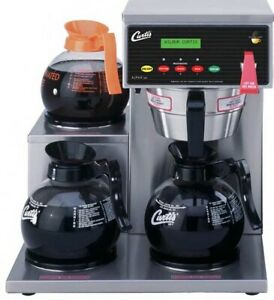 Curtis G3 Alpha3gtl Dual Voltage Coffee Brewer Alp3gtl63a000 authorized Seller