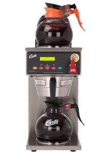 Curtis G3 Freshtrac Alpha3gt Dual Voltage Coffee Brewer new Alp3gt63a800