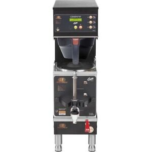 Curtis G3 Gemini Intellifresh Gemsif 1 5 Gallon Coffee Brewer Gemsif10a1000