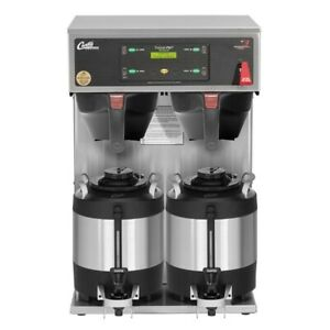 Curtis G3 Thermopro Tp1t Twin 1 0 Gallon Coffee Brewer new Tp1t10a1000